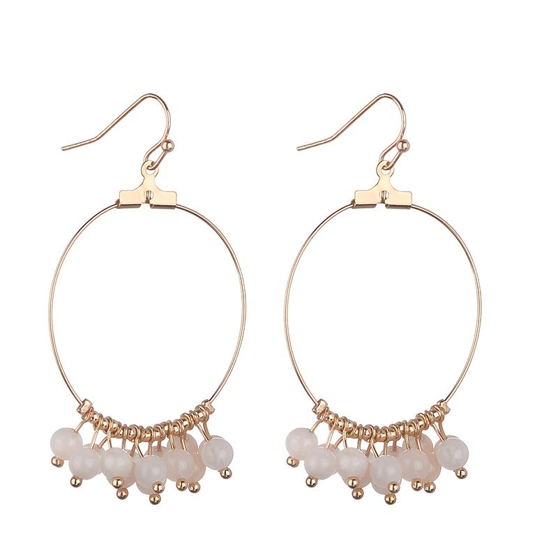Marnie Rose Quartz Earrings