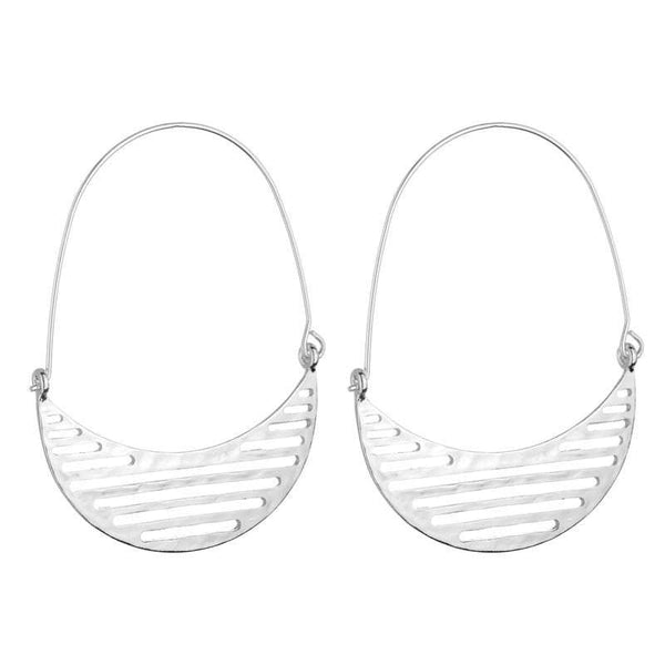 Melinda Earrings - Avail in silver and Gold - G x G Collective