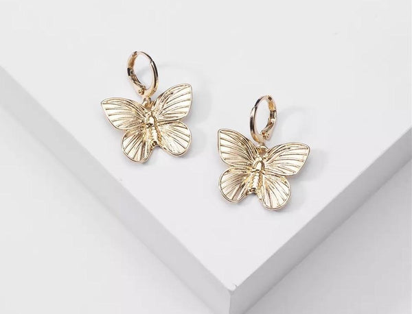 Nic Butterfly Earrings