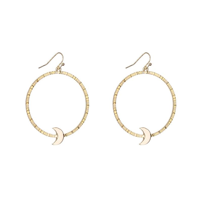 Nina Moon Earrings