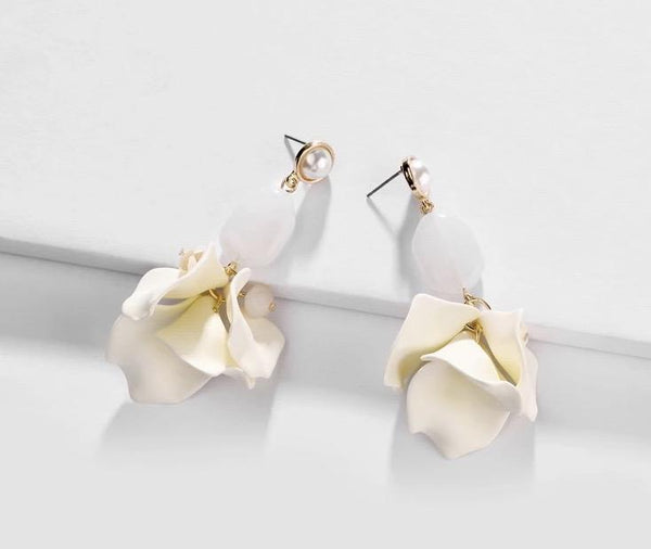 Penelope Flower Earrings
