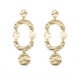 Sonia Gold & Silver Earrings