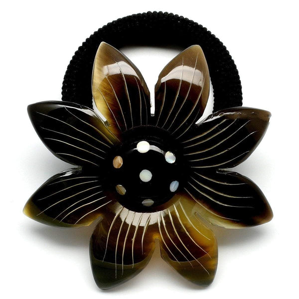 Tortoise Shell Flannel Flower - G x G Collective