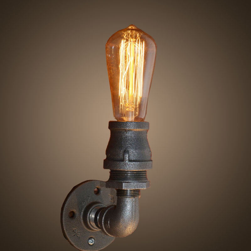 Steampunk Industrial Wall Lights For Sale Usa Rusty Lamp Creations