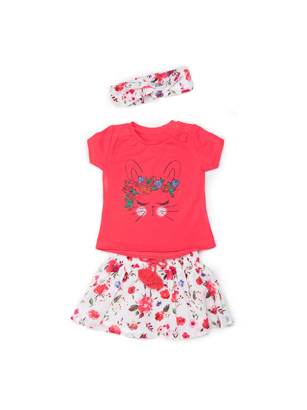 Baby Outfit 3pcs-11145