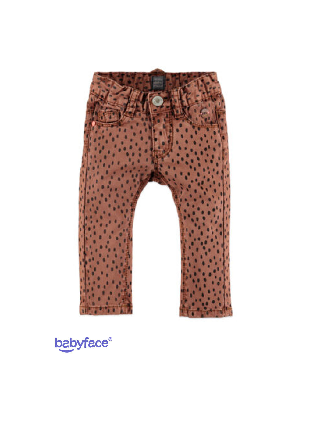 Pants for baby 20308252 caramel
