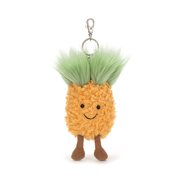 Pineapple Bag Charm