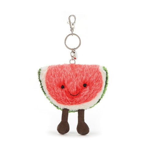 Watermelon Bag Charm