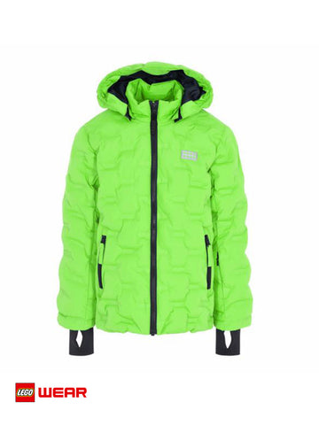 JACKET LEGO LWJIPE green