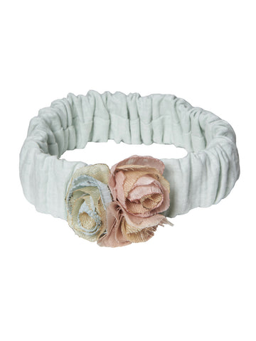 Amy hair band, green