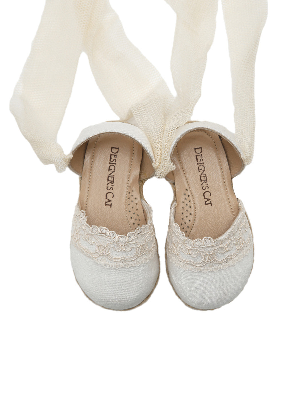 Carmen Ivory Shoes