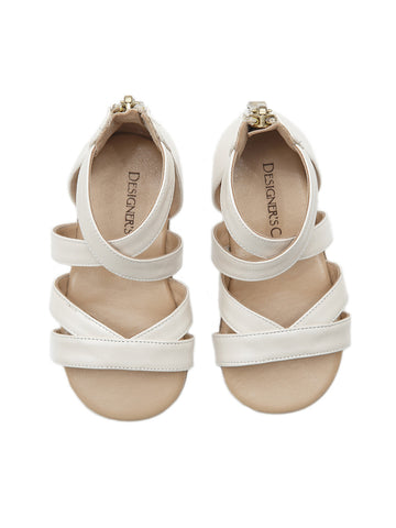 Nancy shoes, ivory