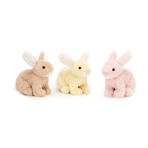 Minilop Rose Bunny Tiny-MIN6RB
