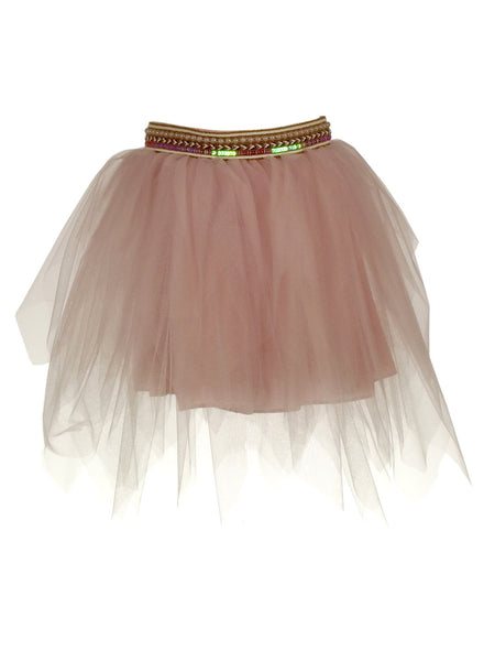 Abia skirt pink