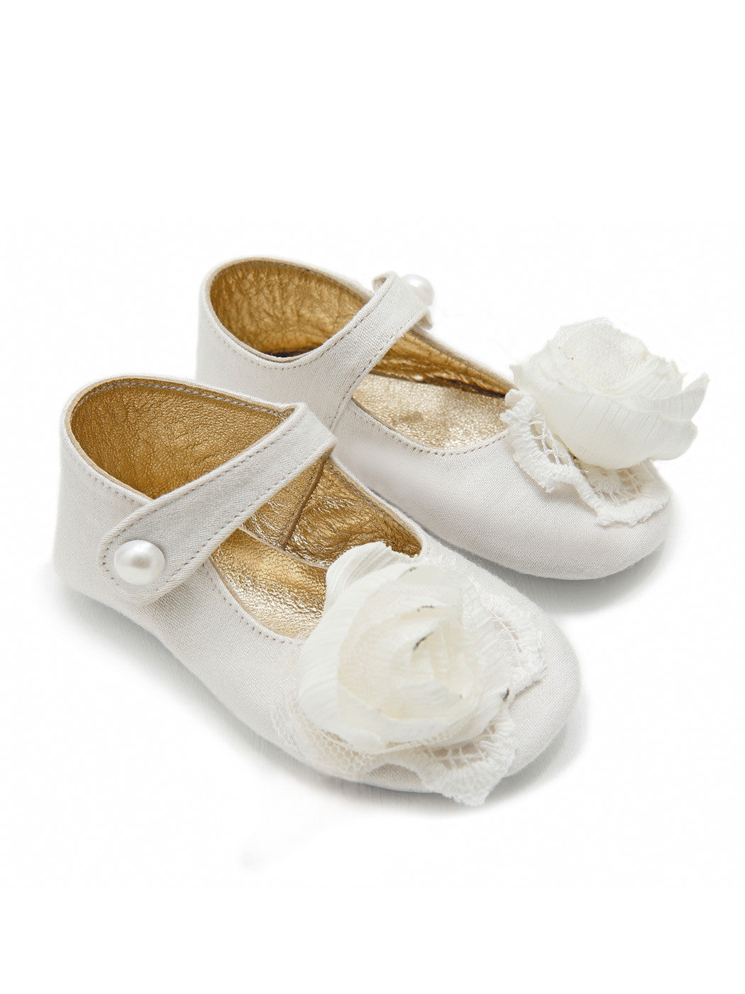 Amalthia baby shoes