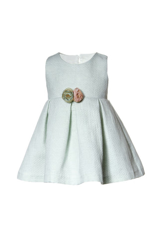 Amy dress, green