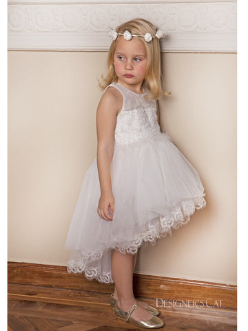 Andromeda dress ivory