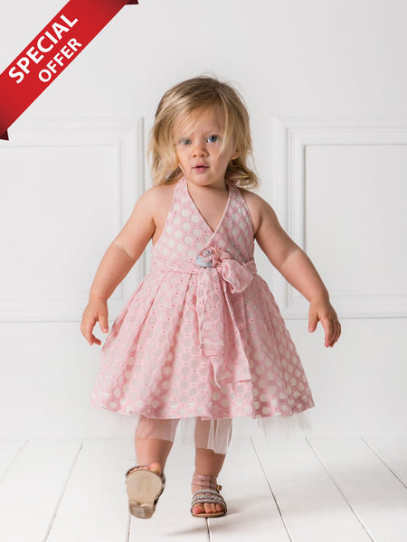 Argo dress pink-40% off