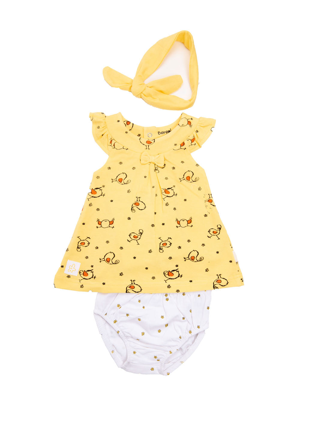 Baby Outfit 3pcs Art.11080