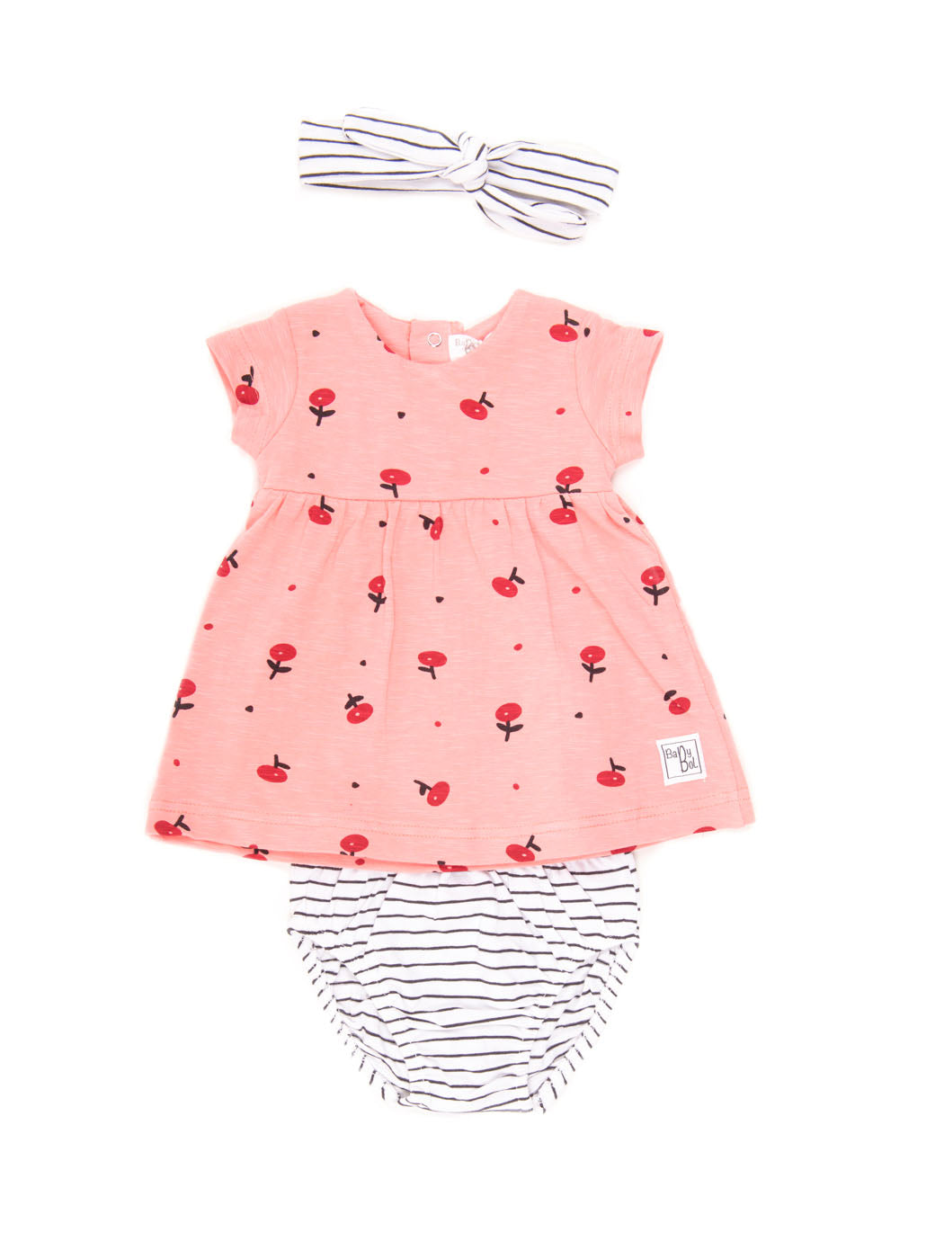 Baby Outfit 3pcs Art.11859