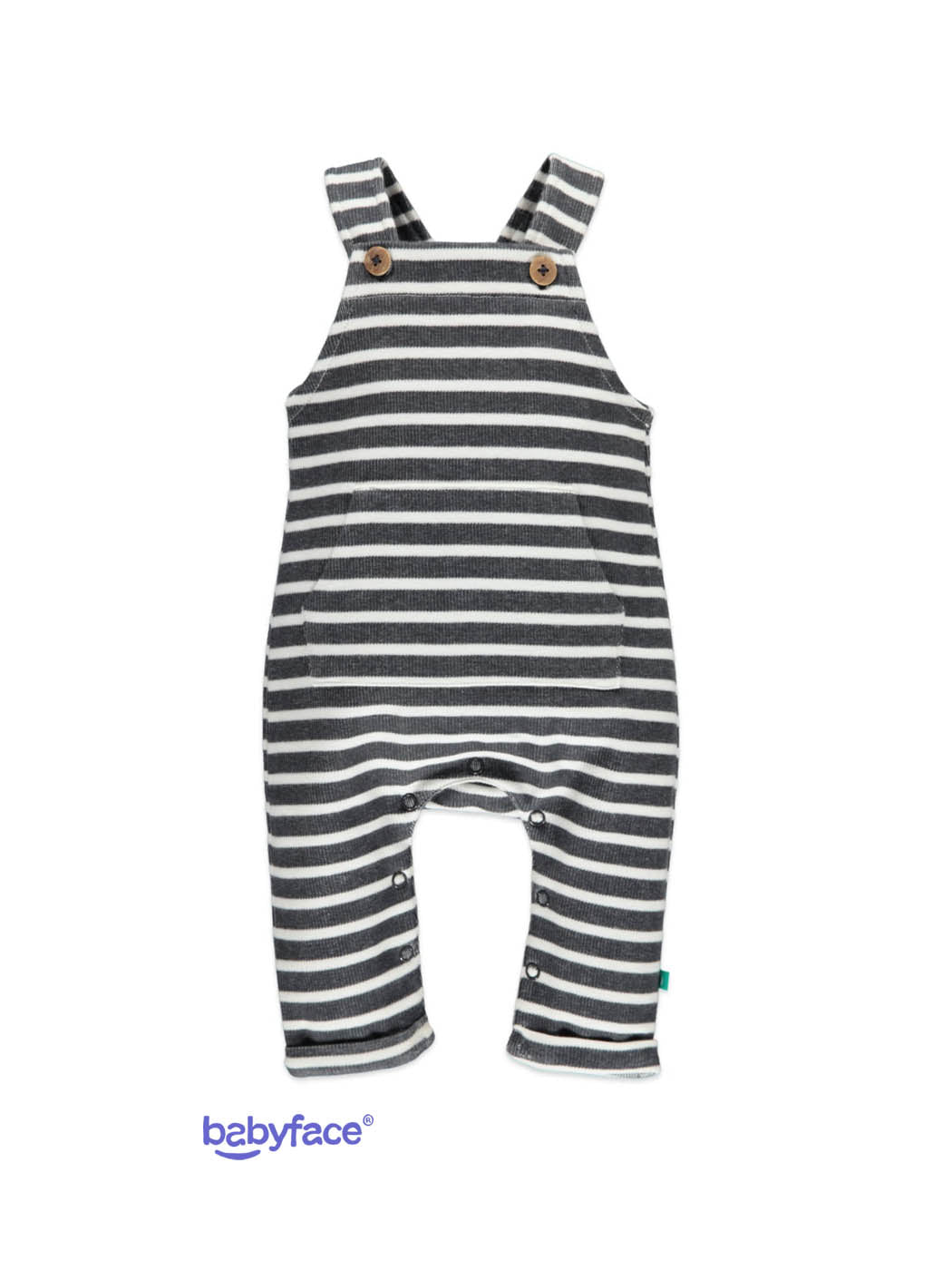 Baby suit 20327721 dark grey