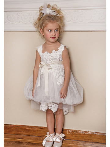 Hermione dress ivory