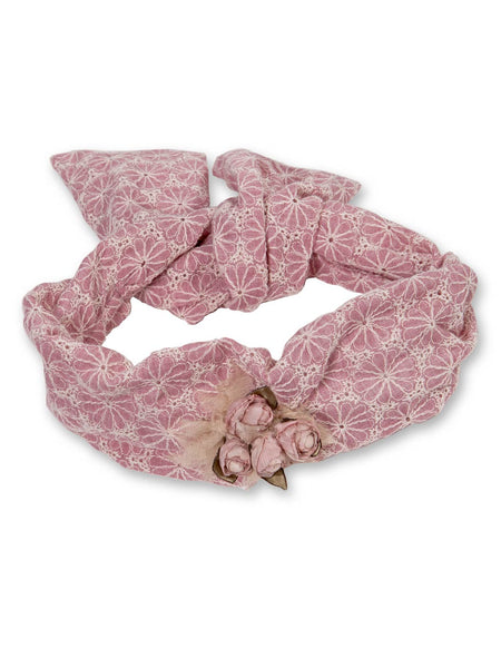 Iliana hair band pink
