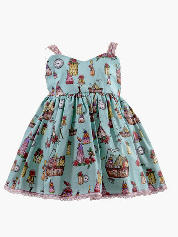 Lilly belle green dress