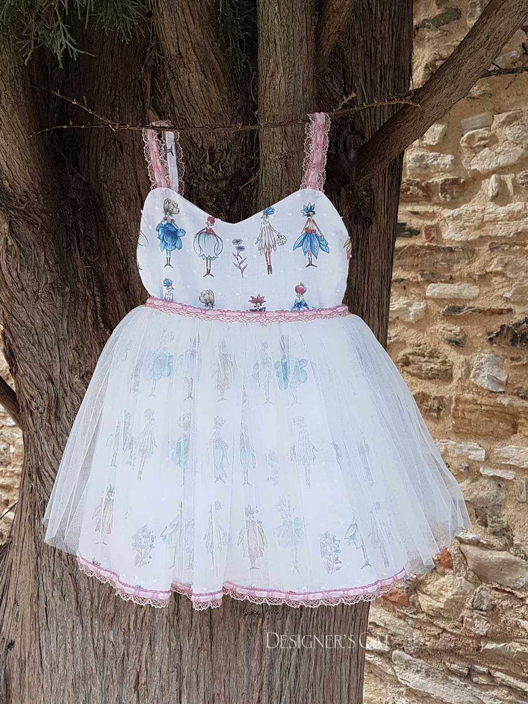 Lilly belle white dress