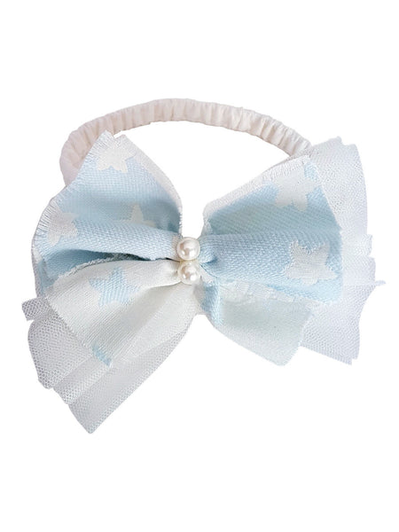 Little star Hair ribbon