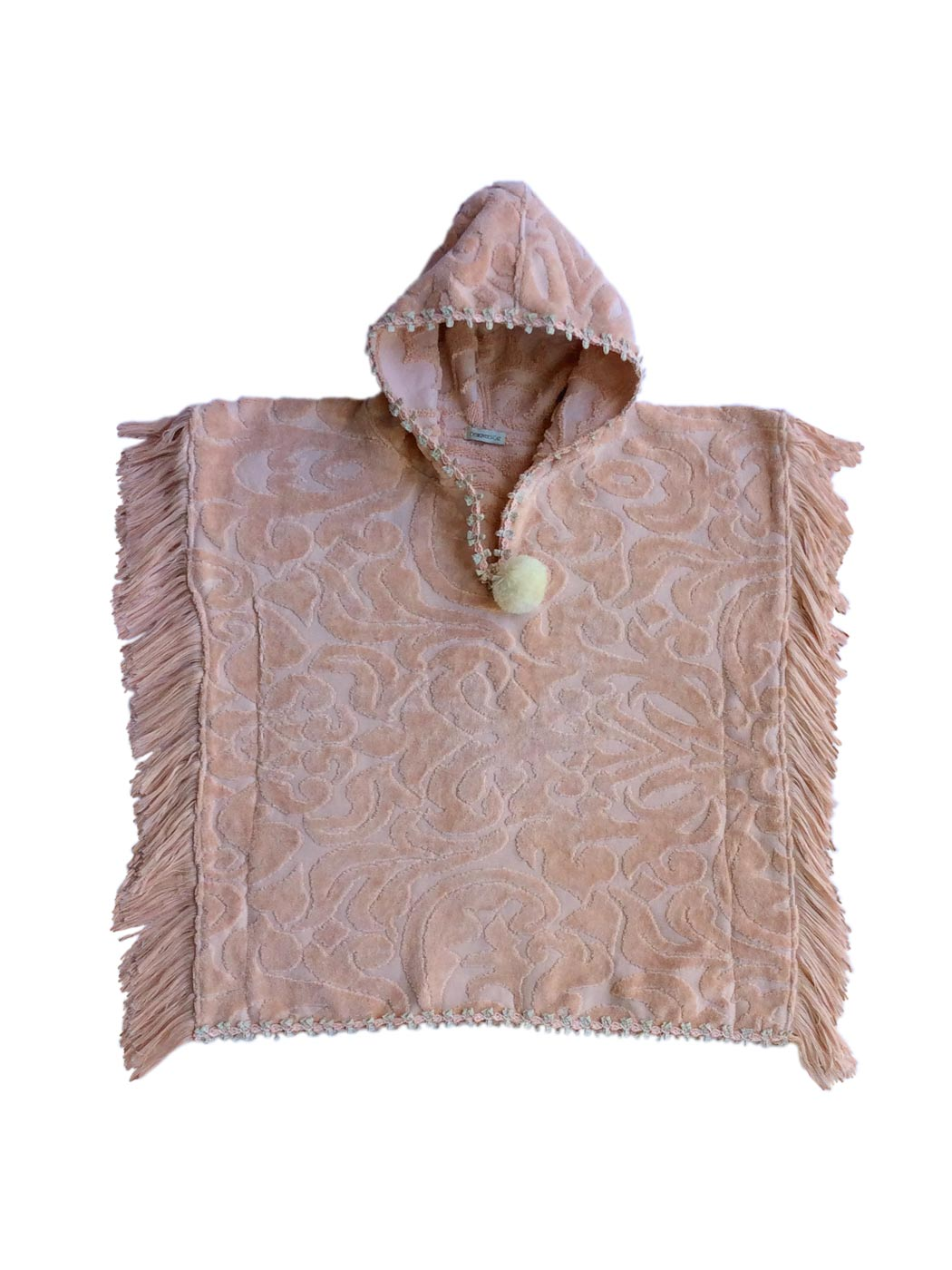 HELIOS baby Poncho-Bathrobe