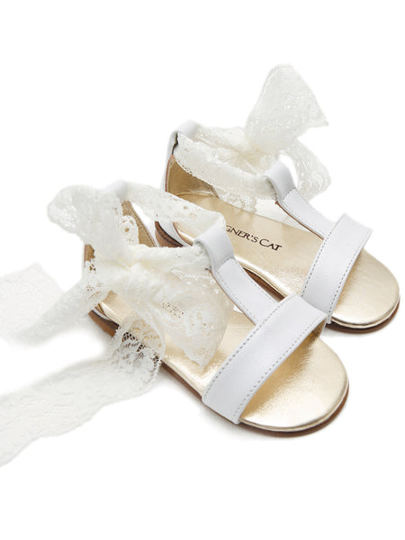 Poetique Ivory Shoes