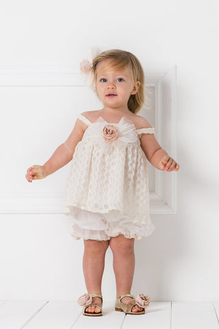 Rea tunic & bloomers set 2pcs