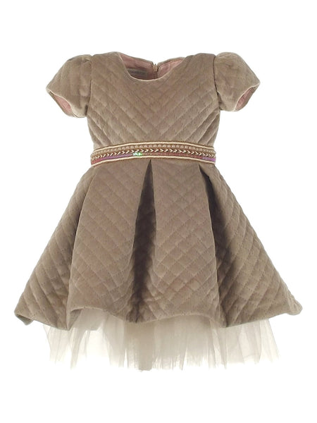Regalina dress beige