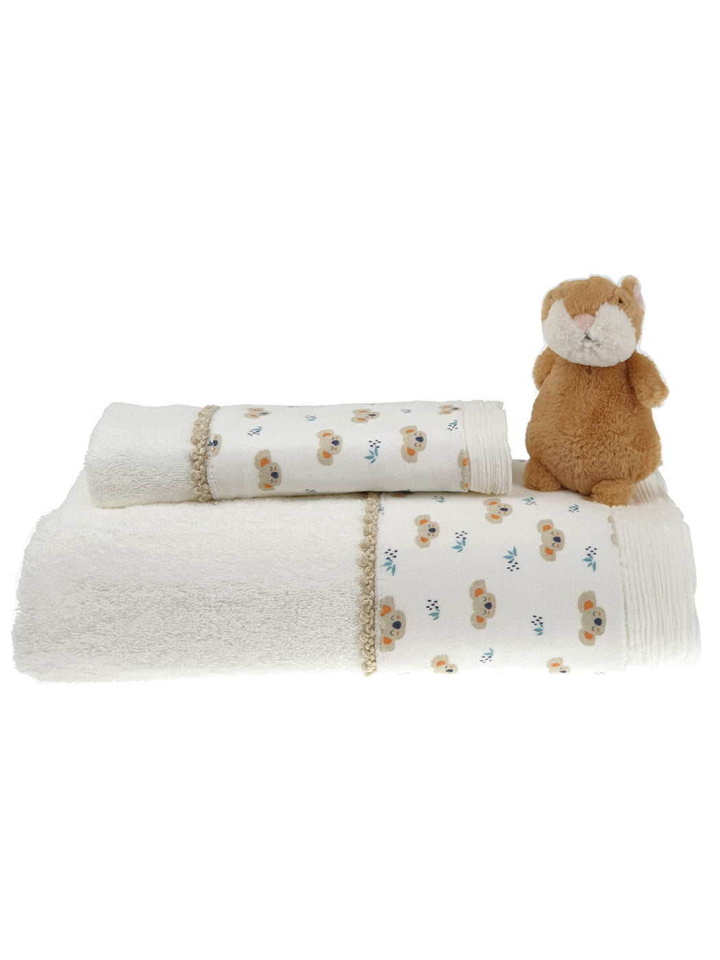 ROY Baby Towels 2pcs