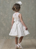 ROZALIN ivory Dress