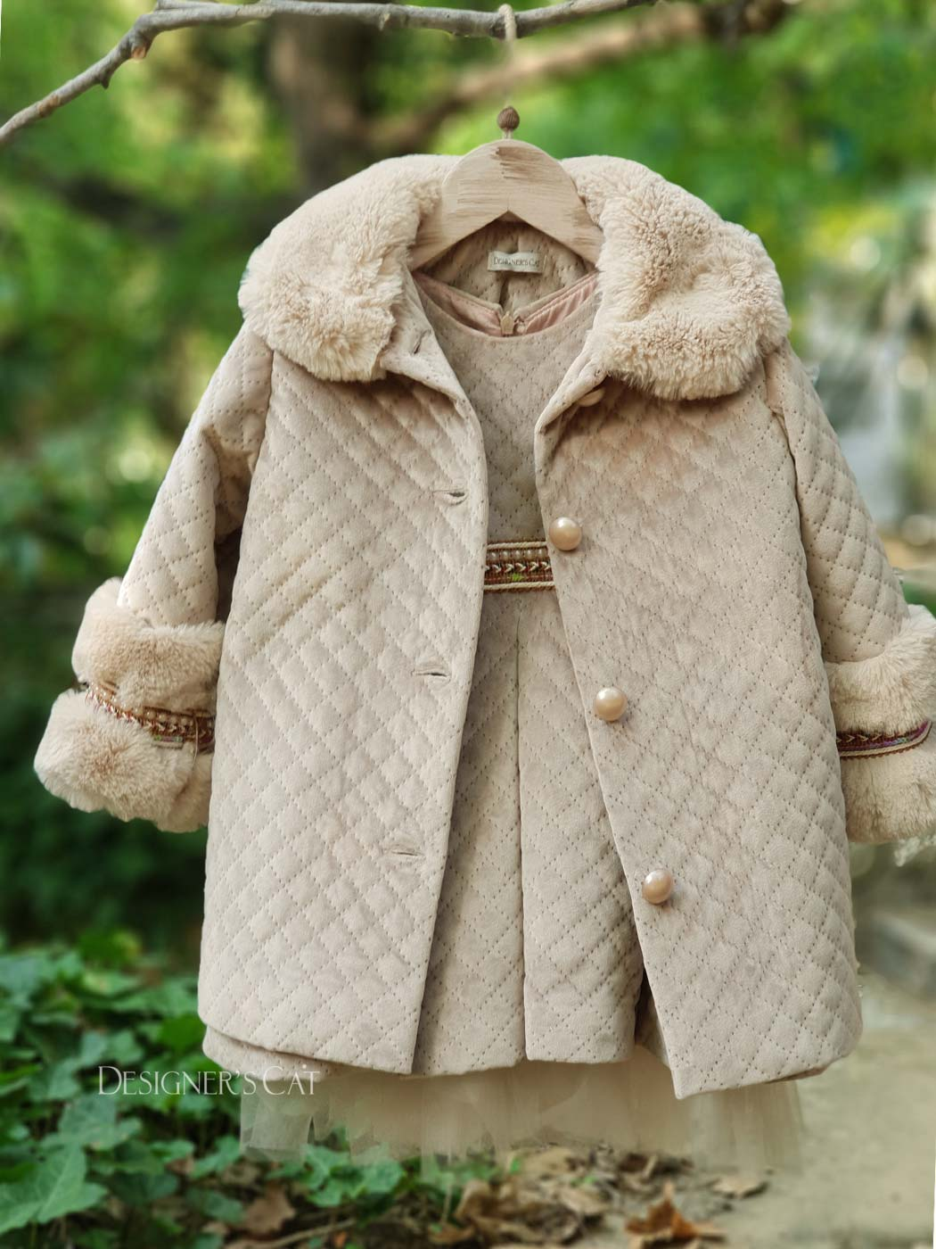 Regalina coat beige