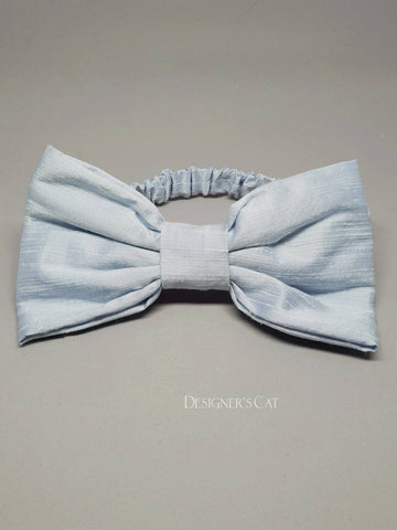 Valia Hair ribbon light blue