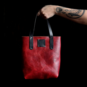 The Everyday Tote in Ruby - Mini