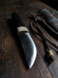 Yakutian Knife - Handforged