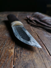 Load image into Gallery viewer, Yakutian Knife - Handforged
