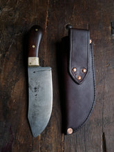 Load image into Gallery viewer, Hudson Bay Camp Knife - Handforged