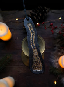 Besom of La Befana Ornament
