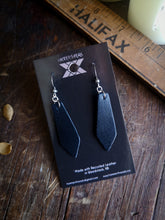 Load image into Gallery viewer, Geometric Earrings - Jet