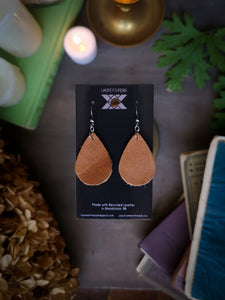 Teardop Earrings - Desert