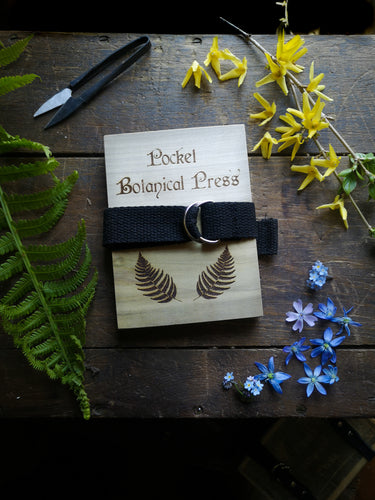 Pocket Botanical Press - Hammerthreads
