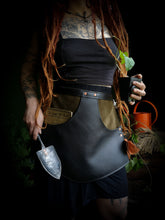 Load image into Gallery viewer, Mjolnir Apron - Leather - Hammerthreads
