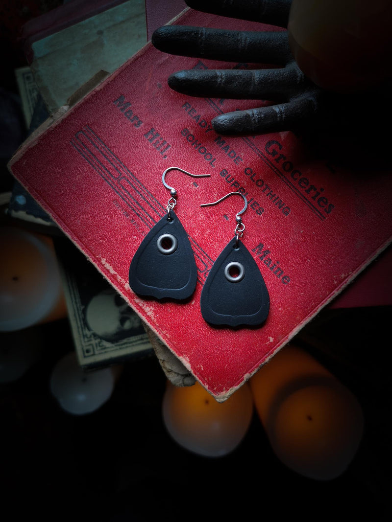 Planchette Earrings - Hammerthreads