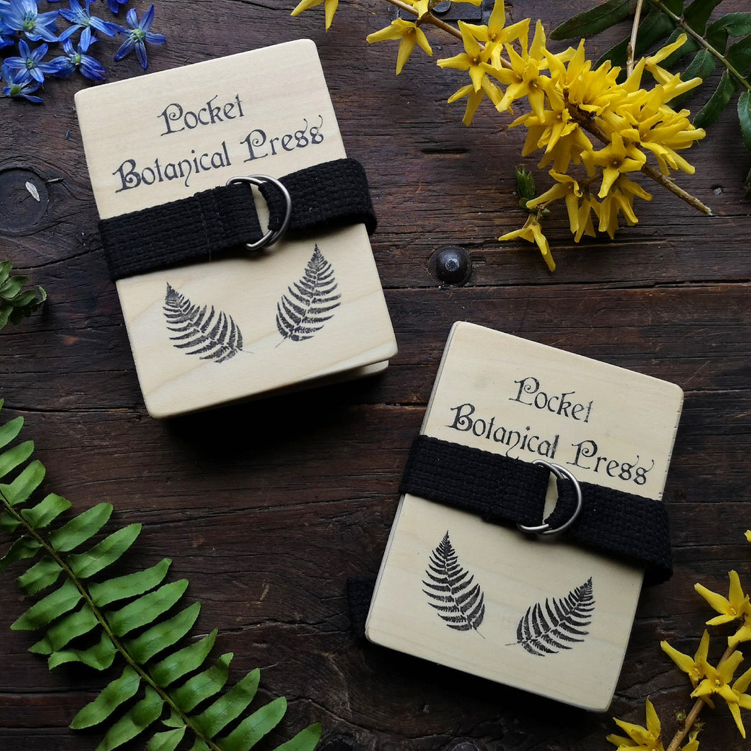 Pocket Botanical Press