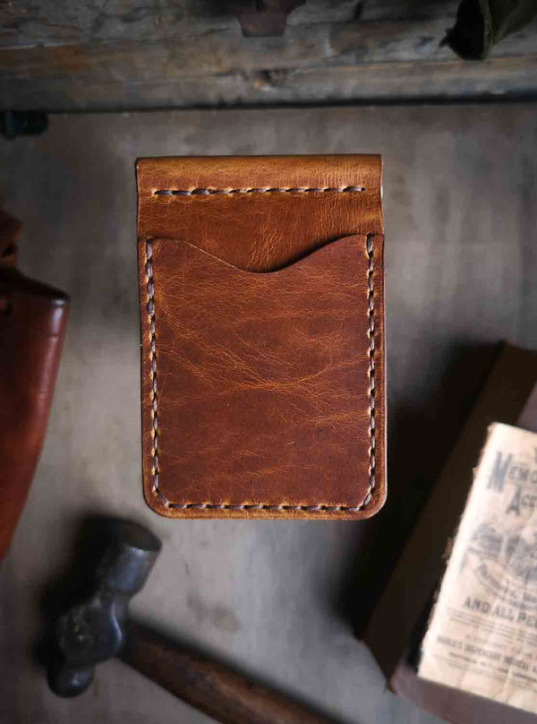 The Markland - Clip Wallet